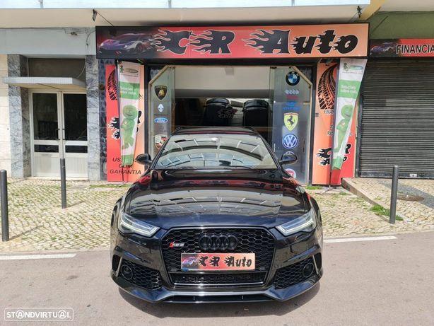 Audi RS6 Avant 4.0 TFSi Plus quattro Tiptronic