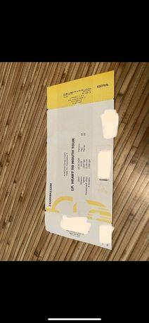 Билеты концерт LP
