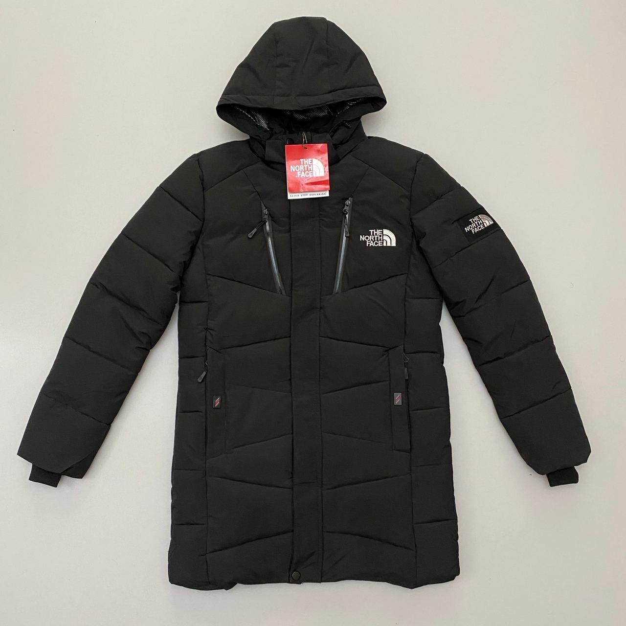 Люкс качество! Мужская куртка The North Face на осень-зиму в 2х цветах