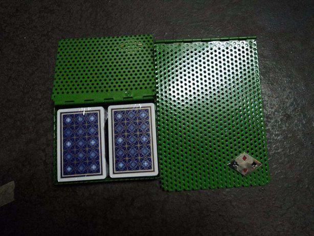 Conjunto de jogo de cartas novo