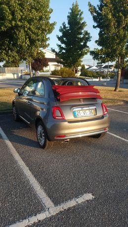 Fiat 500 Cabrio (como novo)