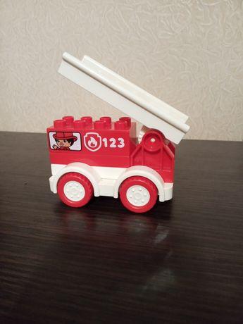 Машинка Lego Duplo пожарная машина
