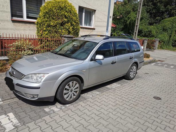 Ford mondeo 2006r.