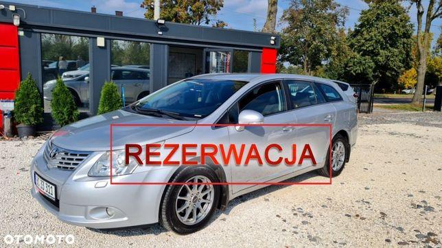 Toyota Avensis 1.8benz manual Navi kamera climatronic 100% bezwypadek