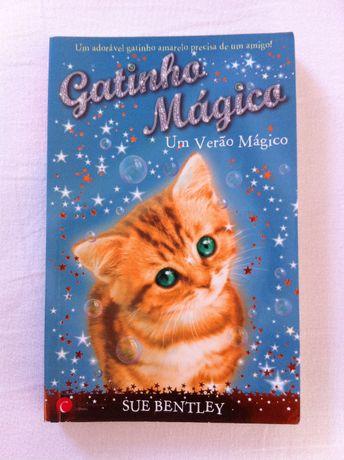O Gatinho Mágico - Um Verão Mágico