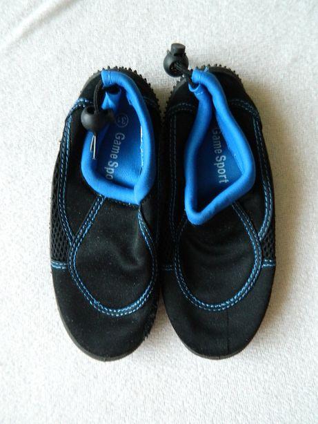WYPRZEDAŻ buty do wody NURKOWANIA wakacje lato antypoślizgowe 31 19,5