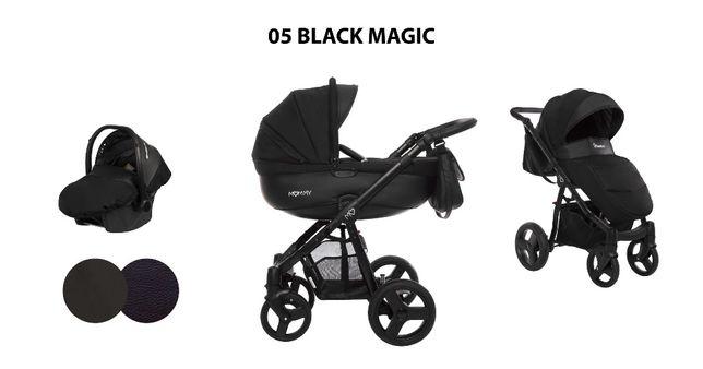 BABYACTIVE MOMMY - wózek wielofunkcyjny 3w1