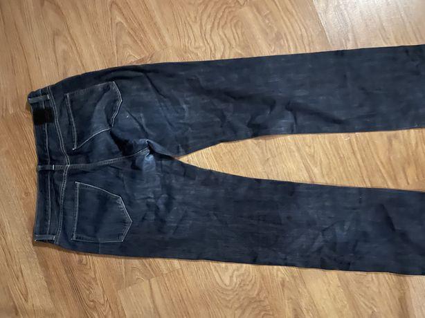 Hugo boss dwie pary spodni jeans 34/34