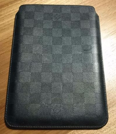 Etui iPad Mini softcase LV Louis Vuiton black noir