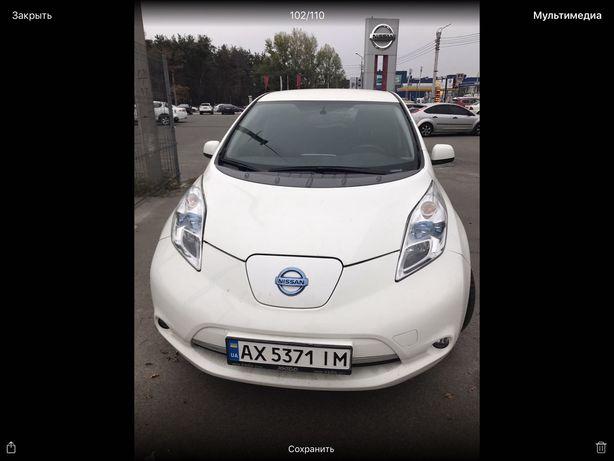 Nissan Leaf SL 2016
