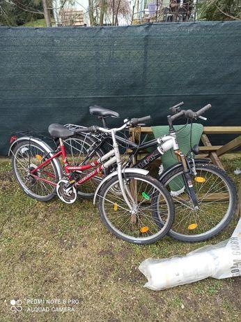 Rowery gorskie na sprzedaz