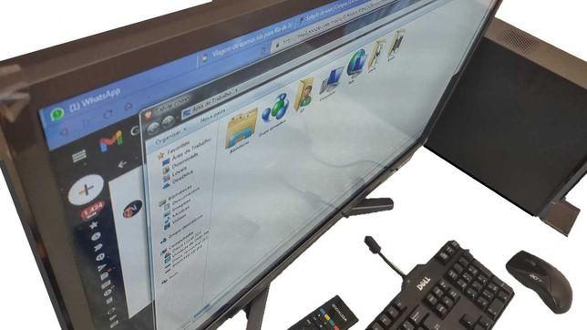 "Acer Aspire AX3900 Intel® Core™ i3 4Gb Win7 HP 1Tb +TV Monitor TV 32"""