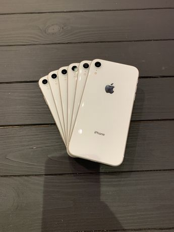 Apple iPhone XR 64Gb White Айфон ХР 64гб белый білий Гарантия Магазин