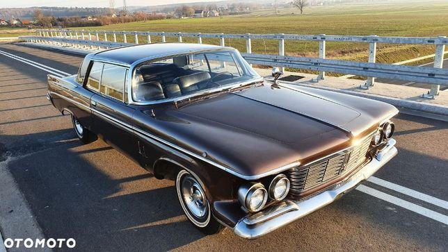 Chrysler  IMPREIAL 1963 COUPE super idealny oryginalny stan