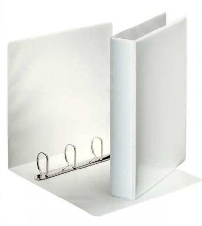 Dossier branco de 4 argolas