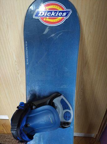 Deska snowboardowa Salomon