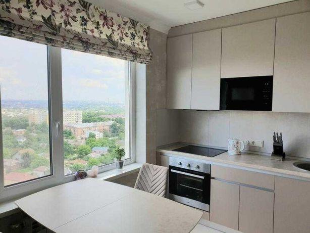 Продам 2 комнатную квартиру с евроремонтом м.Холодная Гора  HG1