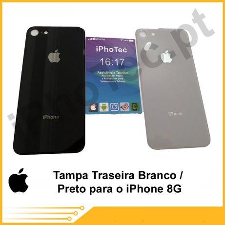 Tampa Vidro Traseira iPhone 8G / 8Plus ( Ler Descrição )