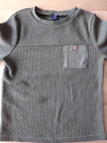 Camisola 100% algodão Nova