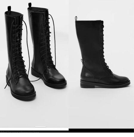 Новые деми ботинки Zara 32 и 33 размер,сапоги,на девочку