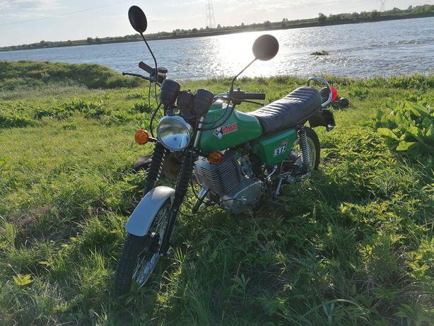 MZ ETZ 250 po kapitalnym remoncie