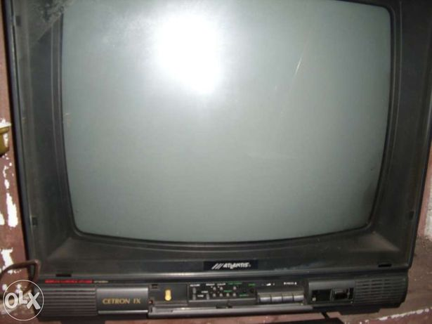Tv Antiga a cores