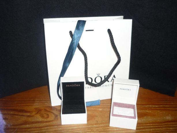 Pandora original Caixa de anel