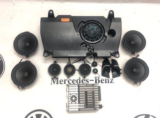 Mercedes акустика Hartman/kardon усілітель w246 w117 CLA GLA A-class