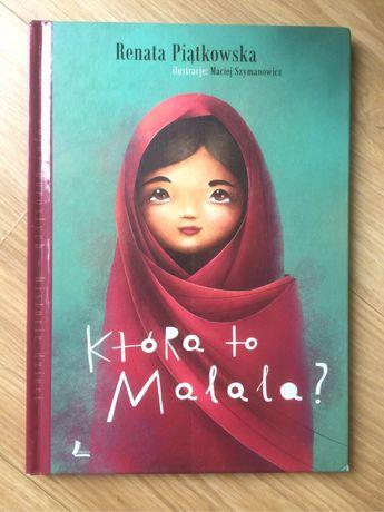 "Książka ,,Która to Malala"" Renata Piątkowska"