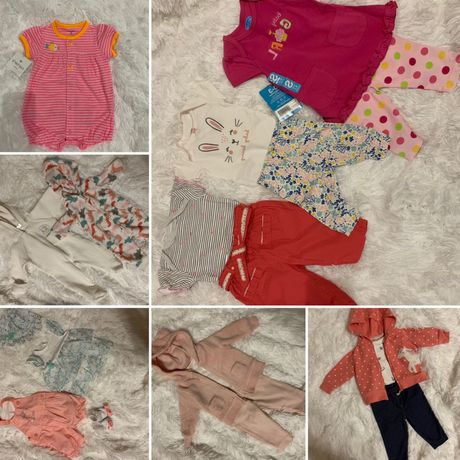 одяг на дівчинку 0-3міс.бодіки,плаття, костюмчик, чоловічки, лосіни