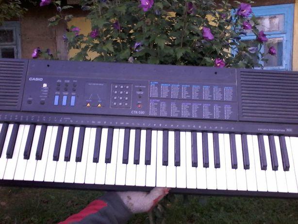 синтезатор casio стк-530