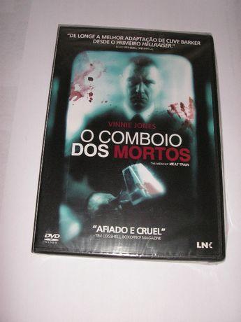 DVD O Comboio dos Mortos (NOVO)