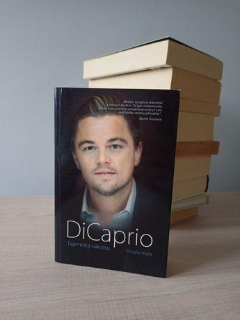 Leonardo DiCaprio Tajemnica sukcesu - Douglas Wright książka biografia