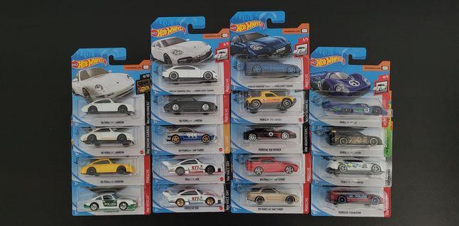 Hot Wheels Coleção Porsche