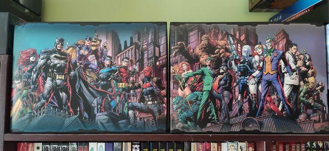 Batman: Gotham City Chronicles S1 Kickstarter All-in