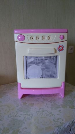 Игрушка,Посудомоечная машина