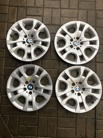 4szt. kołpaki BMW X1 X3 oryginalne 17 cali do felg strukturalnych