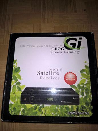 Продам спутниковый ресивер Galaxy Innovations S-1126