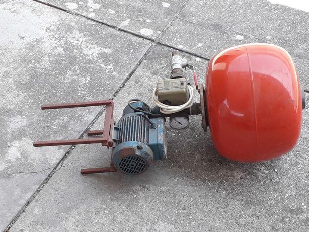 Motor de balão com 0,50 Cavalos de força