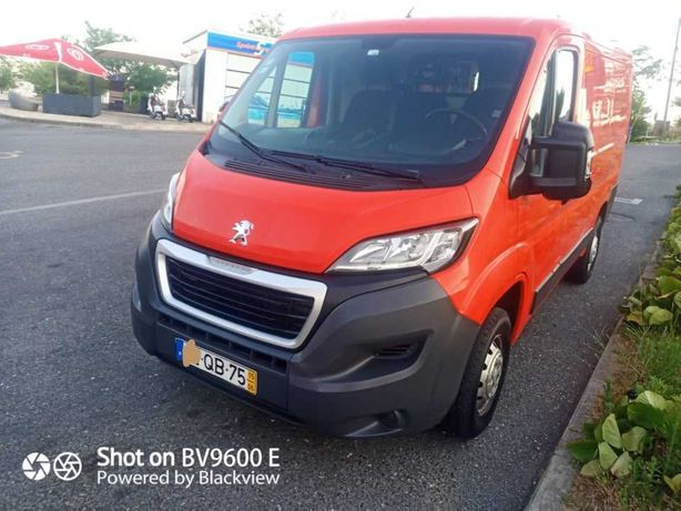 Peugeot Boxer versão 2.2 HDI L1H1 110cv C/ Iva Dedutível