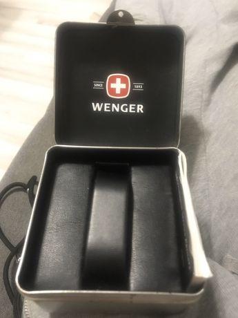 Wenger  коробка од часов металическая