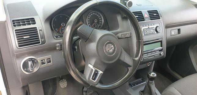 VW Touran 7-osobowy 140km wymieniony rozrząd.