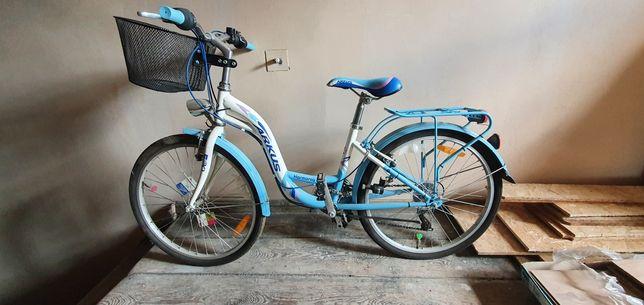 """Rower miejski dla dziewczynek ROMET ARCUS Harmonia 24"""""""