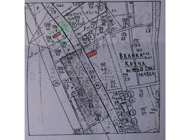 ПРОДАМ участок 9 соток с. Велика Круча (Пирятинский район)