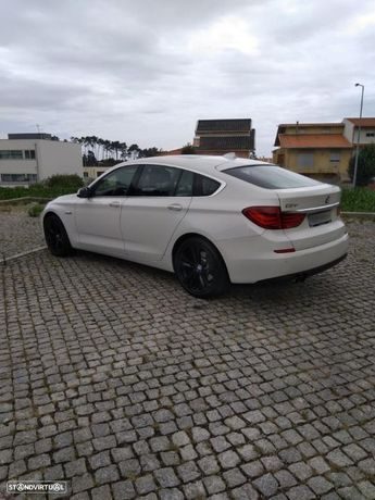 BMW 530 Gran Turismo d