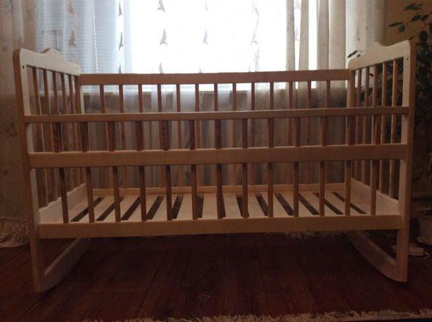 Детская кроватка Дитяче лiжко
