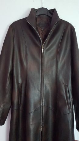 Płaszcz damski brązowy rozmiar XL