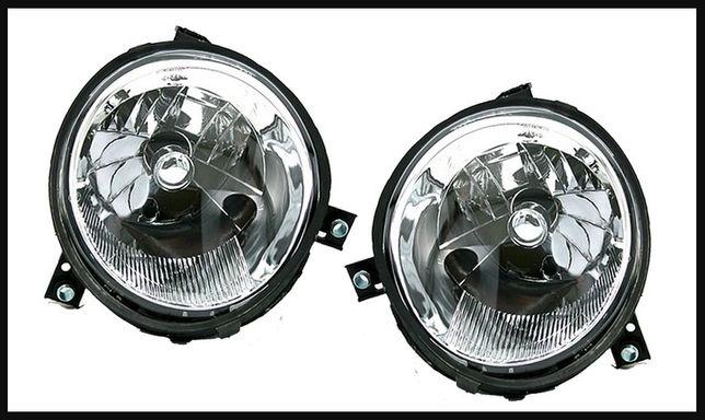 Reflektor Reflektory DEPO Lampy Lampa VW LUPO 98-05 L+P 2 SZT. Nowe