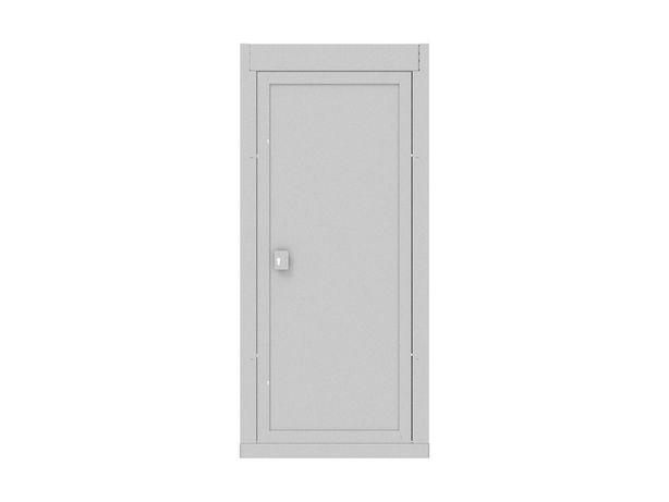 Stalowe drzwi zabezpieczające - ochrona SmartDoor - VPS Group