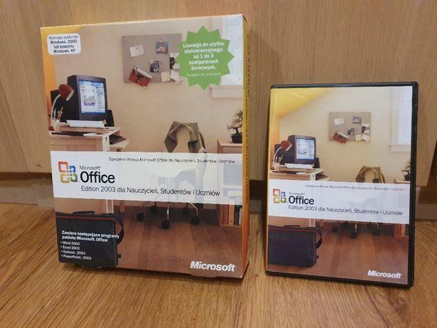 Microsoft Office 2003 Standard PL BOX Dla uczniów, studentów i nauczyc
